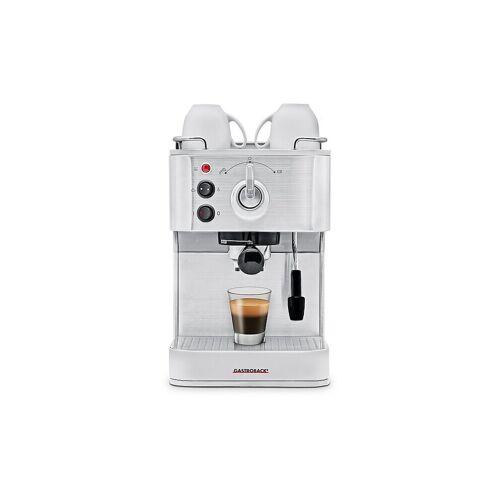 GASTROBACK Espressoautomat Design Espresso Plus 42606 silber   42606