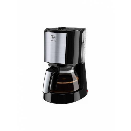 Melitta Enjoy® Top Glas Filterkaffeemaschine (1,2l) 1000W schwarz