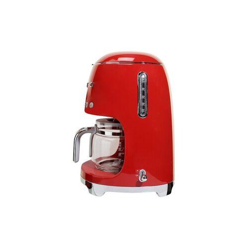 SMEG Filterkaffeemaschine DCF02RDEU (Rot) rot