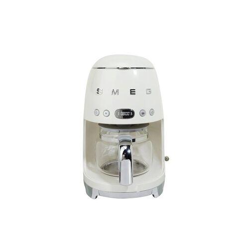 SMEG Filterkaffeemaschine DCF02CREU (Creme) beige