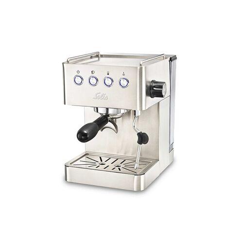 Solis Espressoautomat Barista Gran Gusto 1014 (Edelstahl) silber
