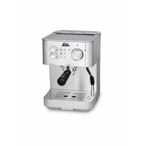Solis Espressoautomat Primaroma 1010 (Edelstahl) silber