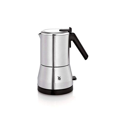 WMF Küchenminis Edition Espressokocher 400 (2-4 Tassen) Cromargan silber