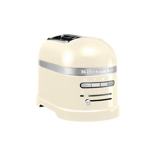 KitchenAid Toaster Artisan (creme) 5KMT2204EAC (Creme) beige