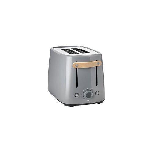 STELTON Emma Toaster 2 Scheiben Grau grau