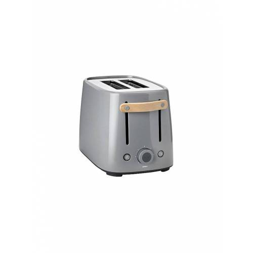 STELTON Emma Toaster 2 Scheiben Grau grau   X-222-1