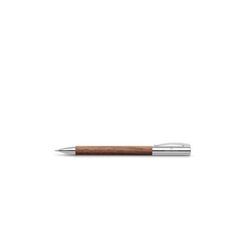 FABER-CASTELL Ambition Nussbaum Drehbleistift 0,7 mm (braun) braun
