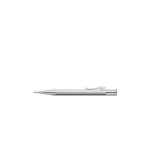 GRAF VON FABER-CASTELL Druckstift - Guilloche Rhodium silber