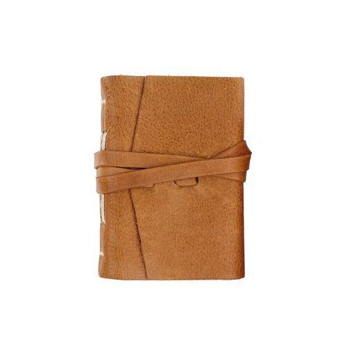 Manufactus Notizbuch in Ledereinband