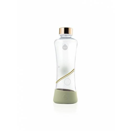 EQUA Trinkflasche Metallic 0,55l