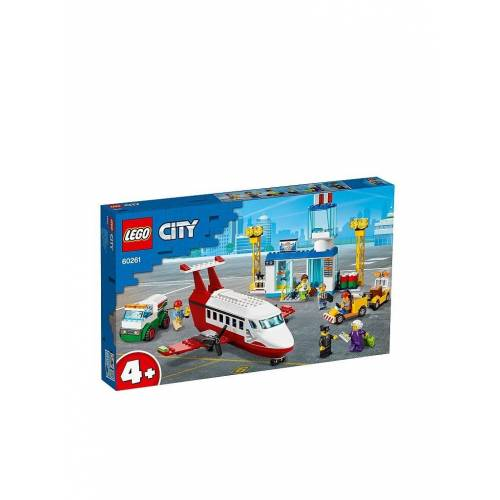 Lego City - Flughafen 60261