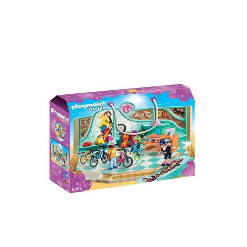 Playmobil Bike und Skate Shop 9402