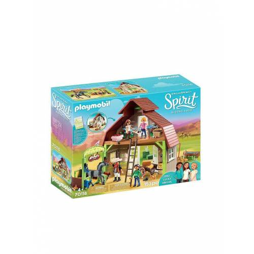 Playmobil Stall mit Lucky - Pru und Abigail 70118