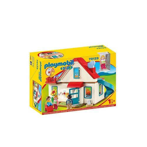 Playmobil 1,2,3 - Einfamilienhaus 70129