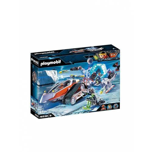Playmobil Spy Team Kommandoschlitten 70230