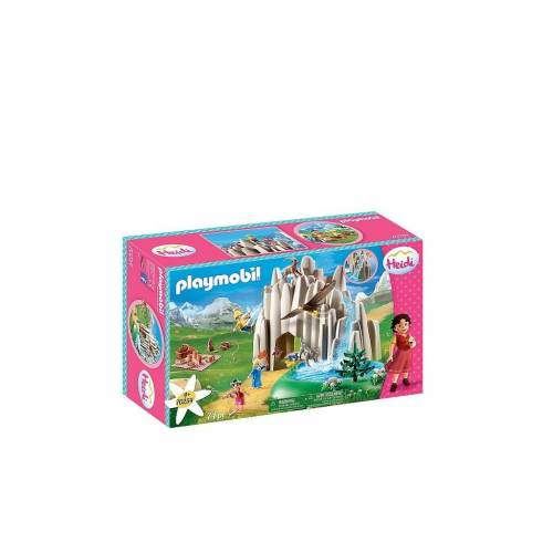 Playmobil Heidi - Am Kristallsee mit Heidi, Peter und Clara 70254
