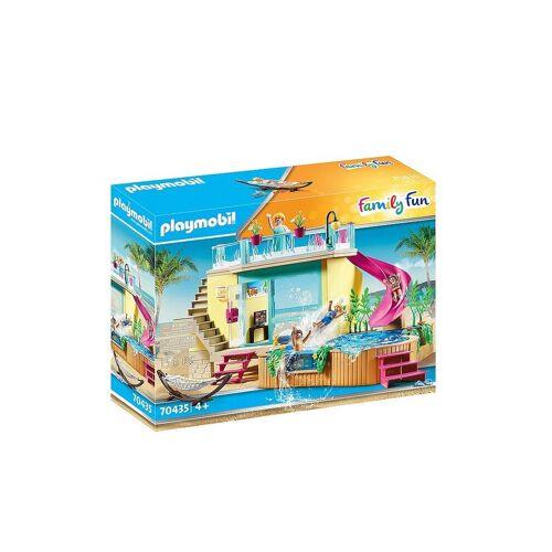 Playmobil Family Fun - Bungalow mit Pool 70435