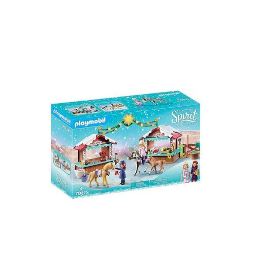 Playmobil Spirit - Weihnachten in Miradero 70395