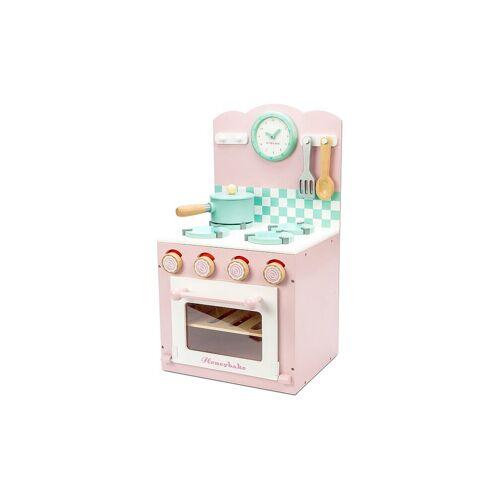 LE TOY VAN Pinker Ofen & Kochfeld Set