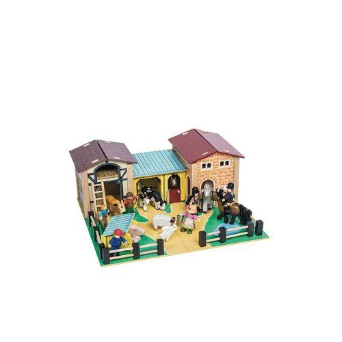 LE TOY VAN Baby-Holzspielzeug - Der Hof