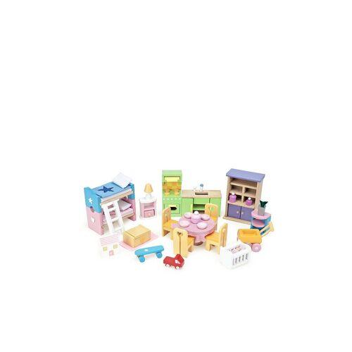 LE TOY VAN Puppenhausmöbel - Starter Möbel-Set