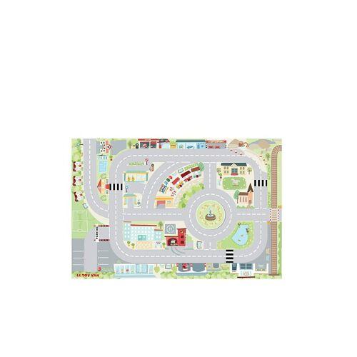 LE TOY VAN Spielteppich - Meine erste Stadt 80x120 cm