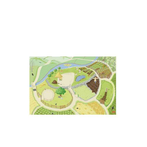 LE TOY VAN Spielteppich - Bauernhof 80x120 cm