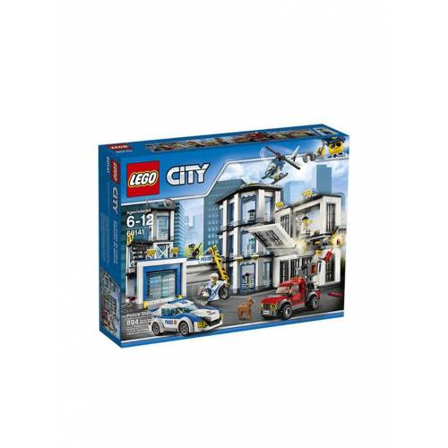 Lego City - Polizeiwache 60141