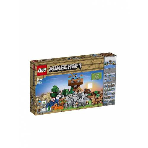 Lego Adventure - Minecraft - Die Crafting-Box 2.0  21135
