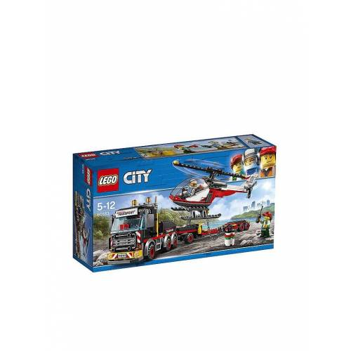 Lego City - Starke Fahrzeuge Schwerlasttransporter 60183