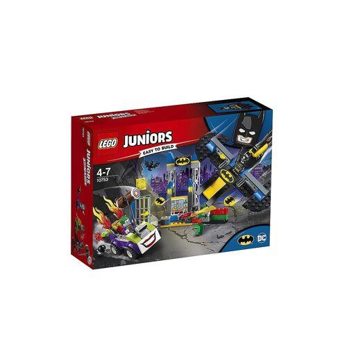 Lego Juniors - Der Joker und die Bathöhle 10753
