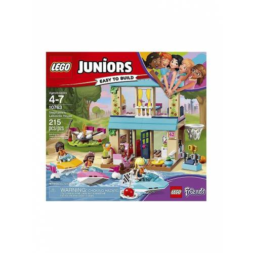 Lego Friends - Stephanies Haus am See 10763
