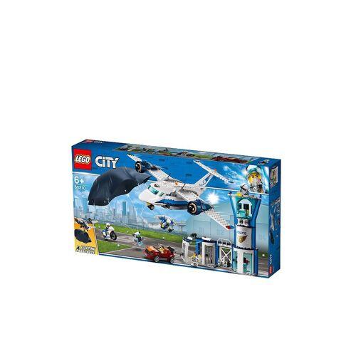 Lego City - Polizei Fliegerstützpunkt