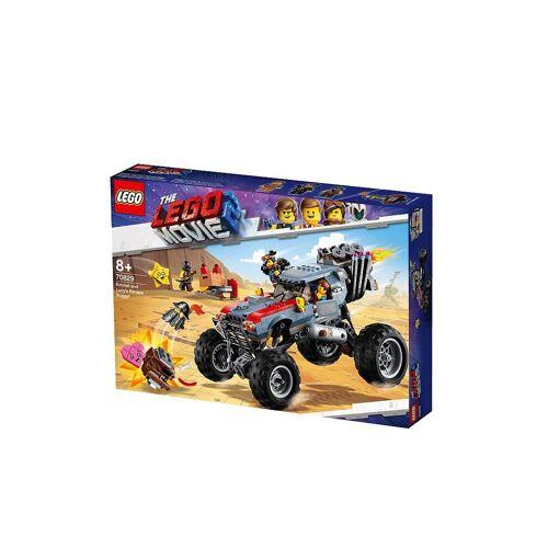 Lego The Lego Movie 2 - Emmets und Lucys Flucht-Buggy 70829