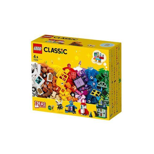 Lego Classic - Bausteine kreativ mit Fenster 11004