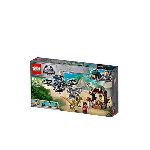 Lego Jurassic World -  Dilophosaurus auf der Flucht 75934