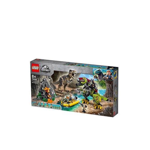 Lego Jurassic World - T-Rex vs. Dino-Mech 75938