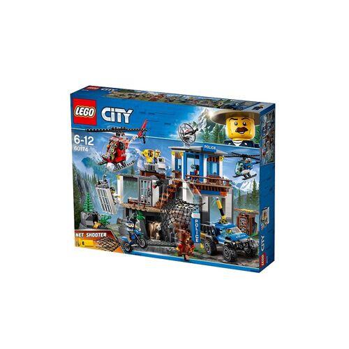 Lego City - Hauptquartier der Bergpolizei 60174