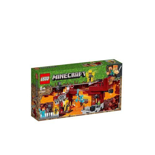 Lego Minecraft - Die Brücke 21154