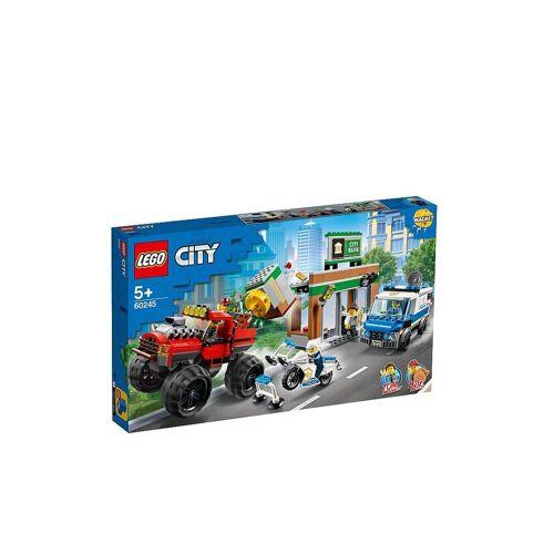 Lego City - Raubüberfall mit dem Monster-Truck 60245