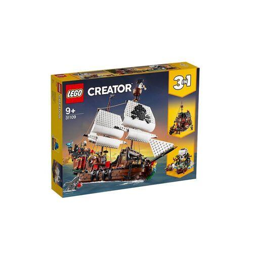 Lego Creator - Piratenschiff 31109