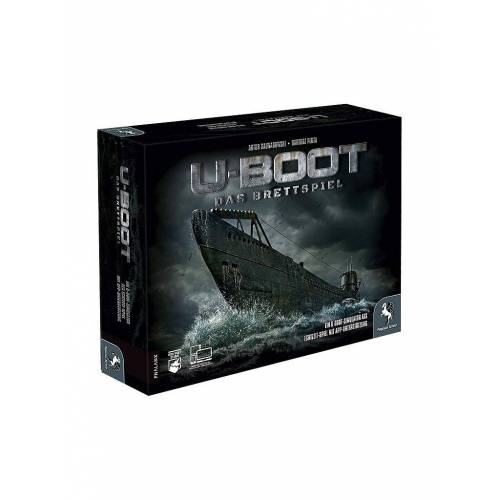 PEGASUS U-Boot - Das Brettspiel