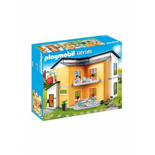 Playmobil Modernes Wohnhaus 9266