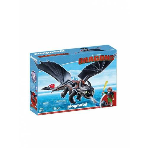 Playmobil Dragon - Hicks mit Ohnezahn 9246