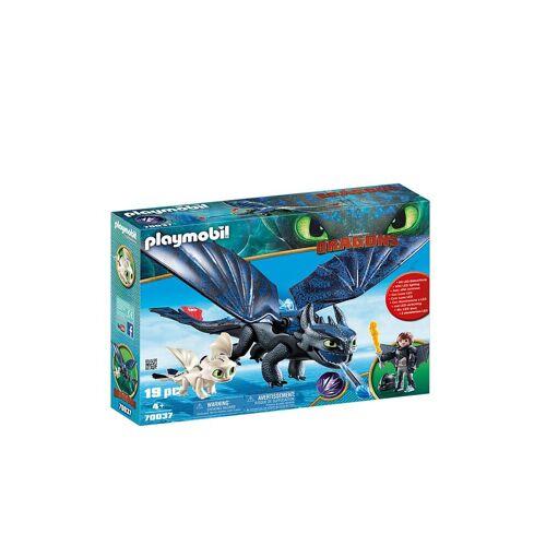 Playmobil Dragons - Ohnezahn und Hicks Spielset 70037