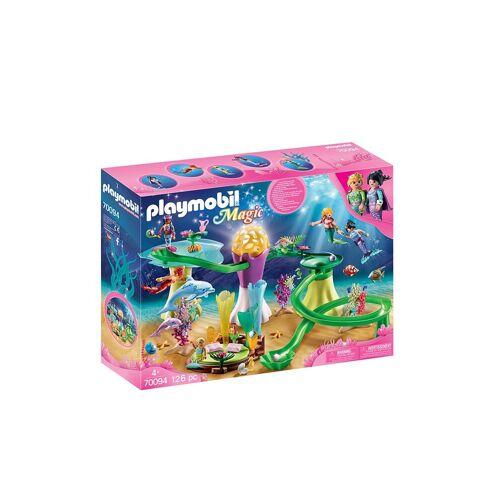Playmobil Korallenpavillon mit Leuchtkuppel 70094