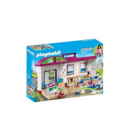 Playmobil Mitnehm-Tierklinik 70146