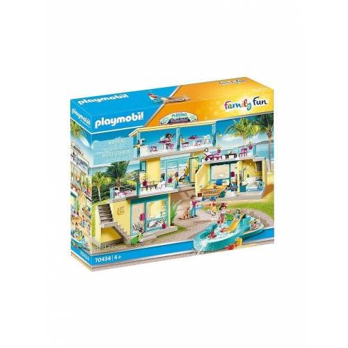 Playmobil Family Fun - PLAYMO Beach Hotel 70434
