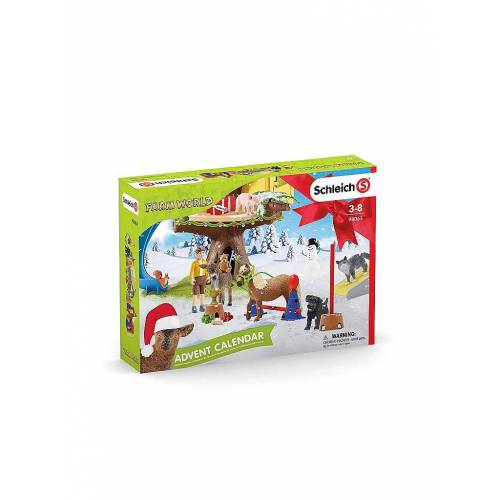 SCHLEICH Adventkalender Farm World 2020