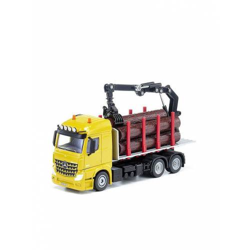 SIKU Holz-Transporter LKW